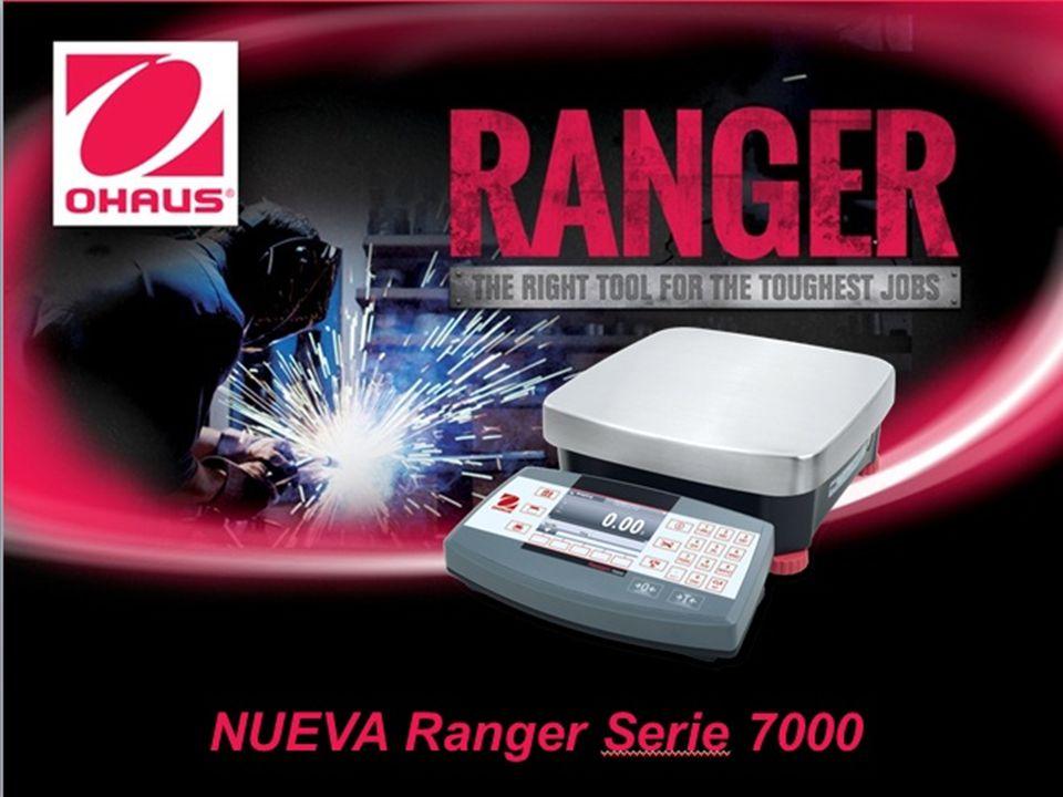Modelos AnterioresNUEVOS Modelos Ranger Serie 7000 PesadoraContadoraPesadora/Contadora ModeloNo.