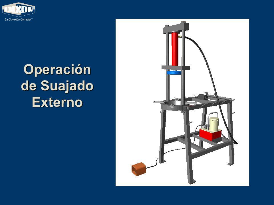 Operación de Suajado Externo