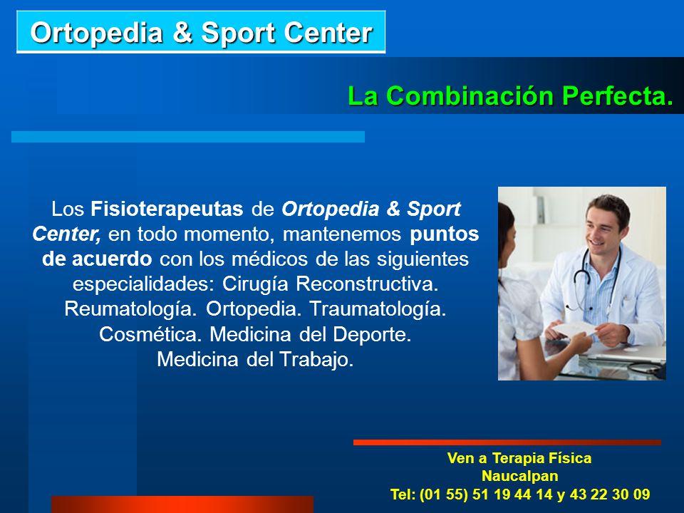 Ven a Terapia Física Ecatepec Tel: (01 55) 24 53 72 17 Efectividad Total. La Radiofrecuencia de Ortopedia & Sport Center… Confiere a la piel con cicat