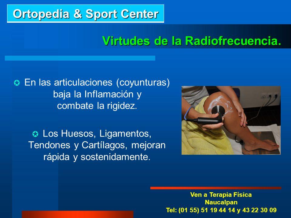 Ven a Terapia Física Ecatepec Tel: (01 55) 24 53 72 17 Regenera y revitaliza los tejidos dañados por enfermedades y lesiones agudas o crónicas. Virtud