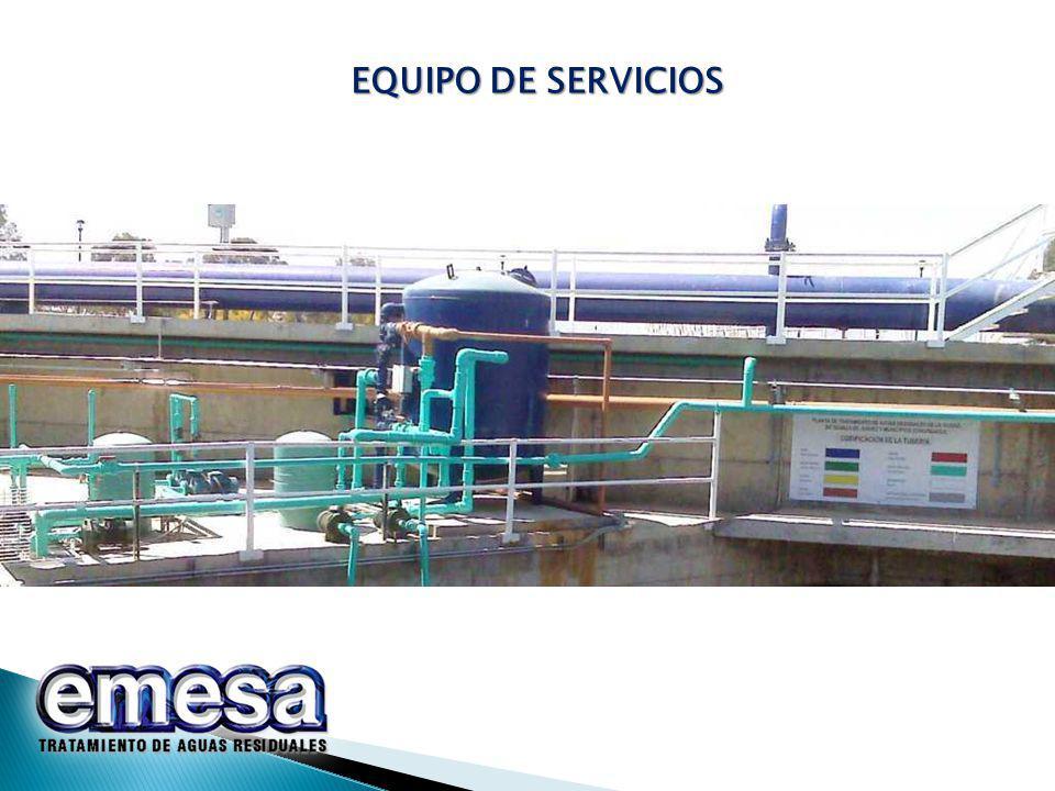 EQUIPO DE SERVICIOS