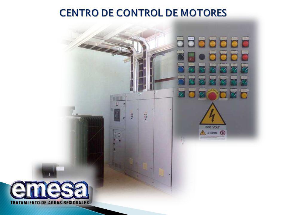 CENTRO DE CONTROL DE MOTORES