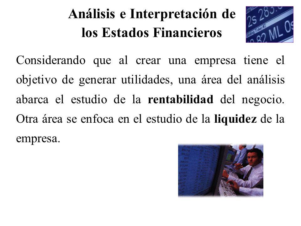 El análisis financiero es un proceso de selección, relación y evaluación.