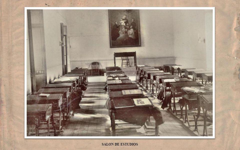 SALON DE ESTUDIOS