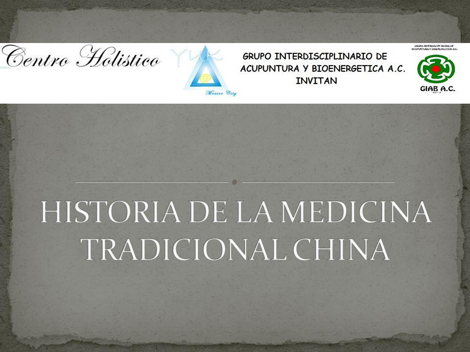 La Medicina Tradicional China tiene mucho que ver con tres grandes Religiones o filosofías que se mezclaron en diferentes épocas en el país: El Taoísmo El Budismo El confucianismo