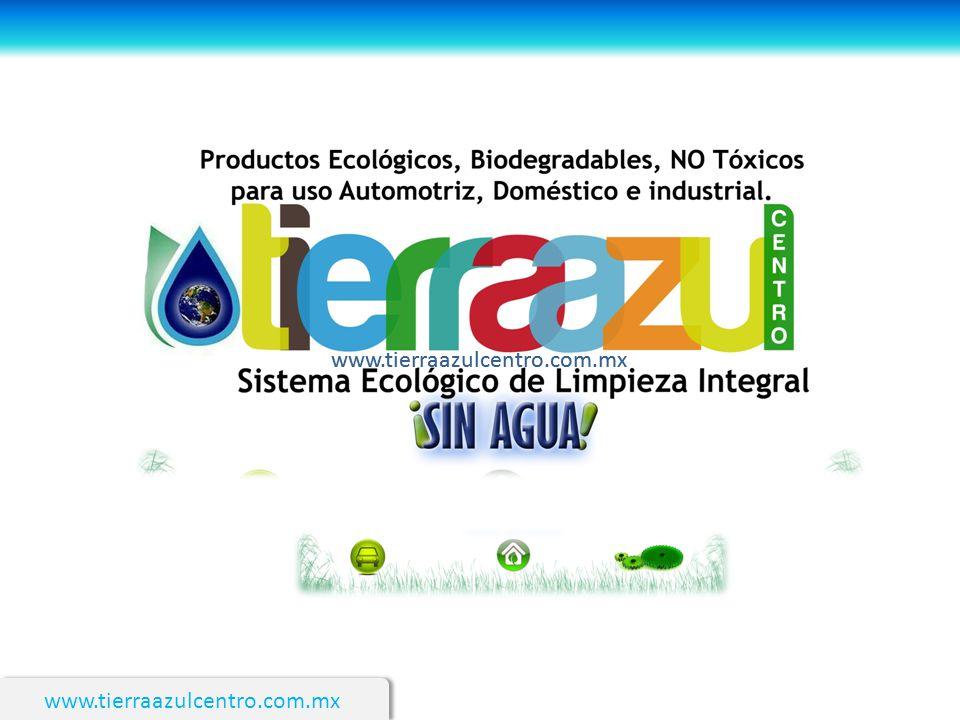 www.tierraazulcentro.com.mx Solucionamos cualquier problema de superficies saturadas de grasa