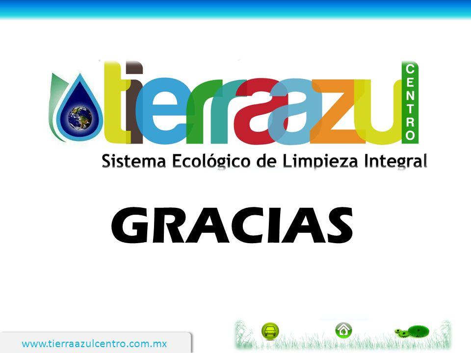 www.tierraazulcentro.com.mx GRACIAS