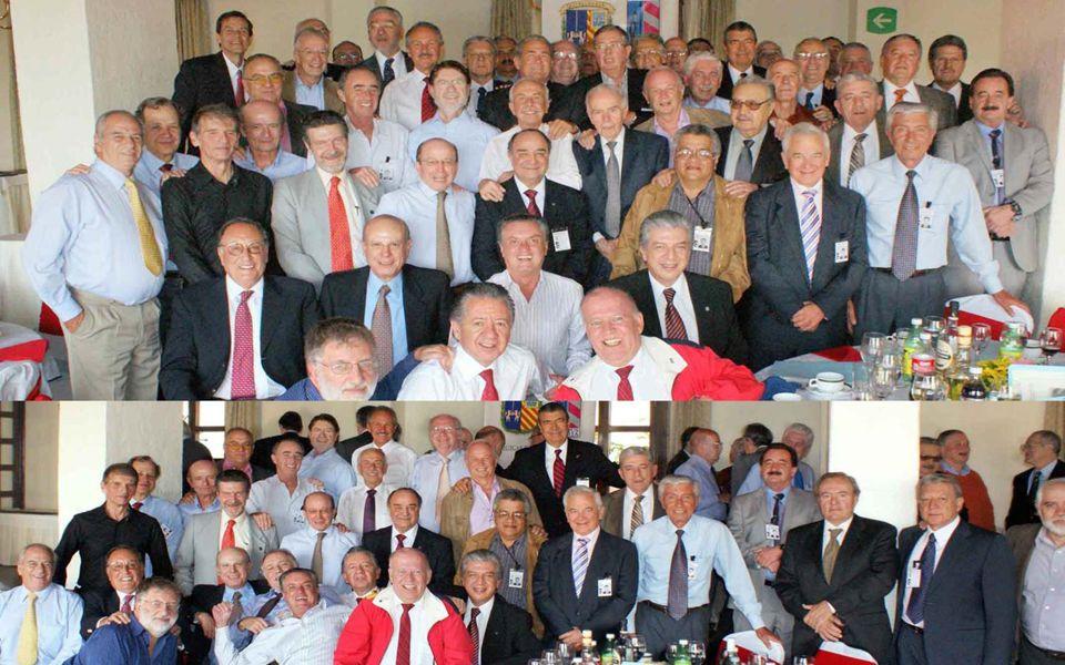 En uno lugares de mas tradición de la República se dieron cita los compas del INSTITUTO PATRIA Gen 66 para celebrar años de su graduación a lejanos 45