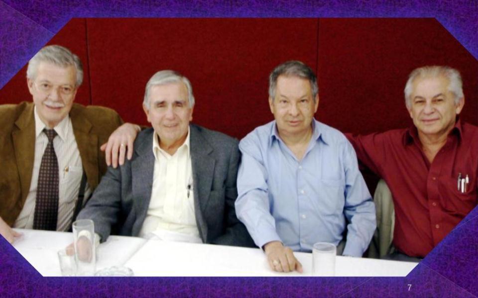 De Izquierda a derecha SENTADOS AZCARRAGA GARCIA RULFO LUIS EMILIO, LOPEZ MARTINEZ HILDELBERTO, RUIZ MAZA FRANCISCO MIGUEL, DOVALI RAMOS ALBERTO M, GONZALEZ DURAZO RAFAEL (57),ORDORICA CONSTANTINE ROBERTO ANTONIO, RODRIGUEZ EZETA JOSE LUIS (55), PALAFOX CAMPOS JUAN (48).