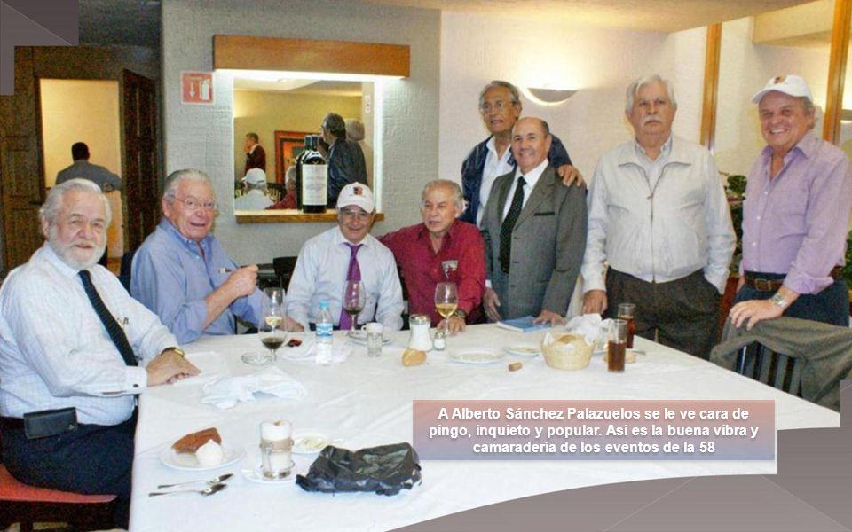 Nuestro amigo José Luis Rodríguez Ezeta 55, tiene que viajar desde San Luis Potosí cada vez que asiste a algún evento del INSTITUTO PATRIA.