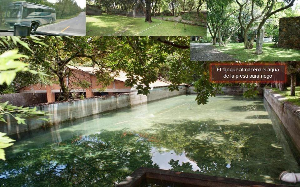 Piscinas y jardines en el Hotel Ixtapan