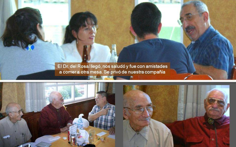 Augusto Sperl, Alberto Trillo Aceves, el Dr.