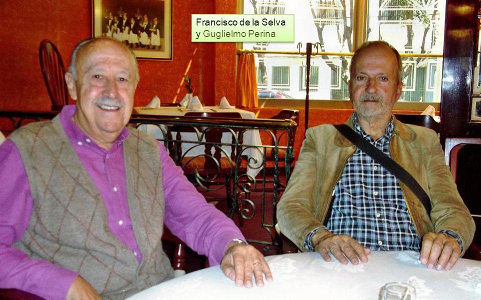 Francisco Romano y Carlos Urbina