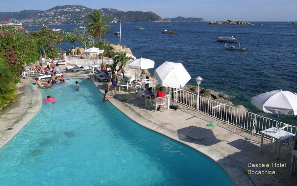 Desde el Hotel Bocachica