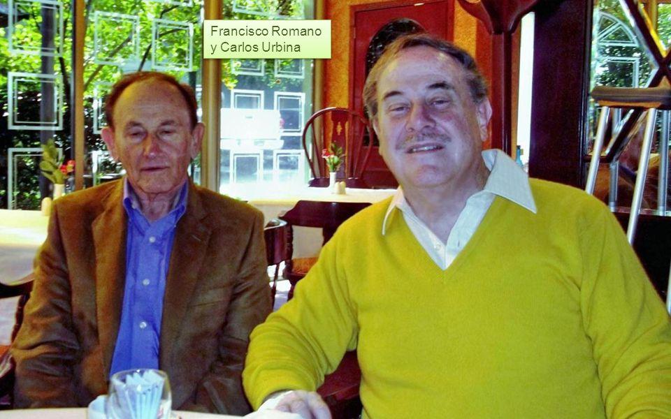 José Luis Gómez Tovar y Francisco Romano José Luis Gómez Tovar y Francisco Romano
