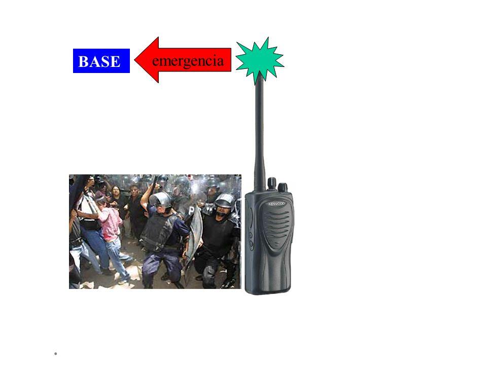 . emergencia BASE emergencia
