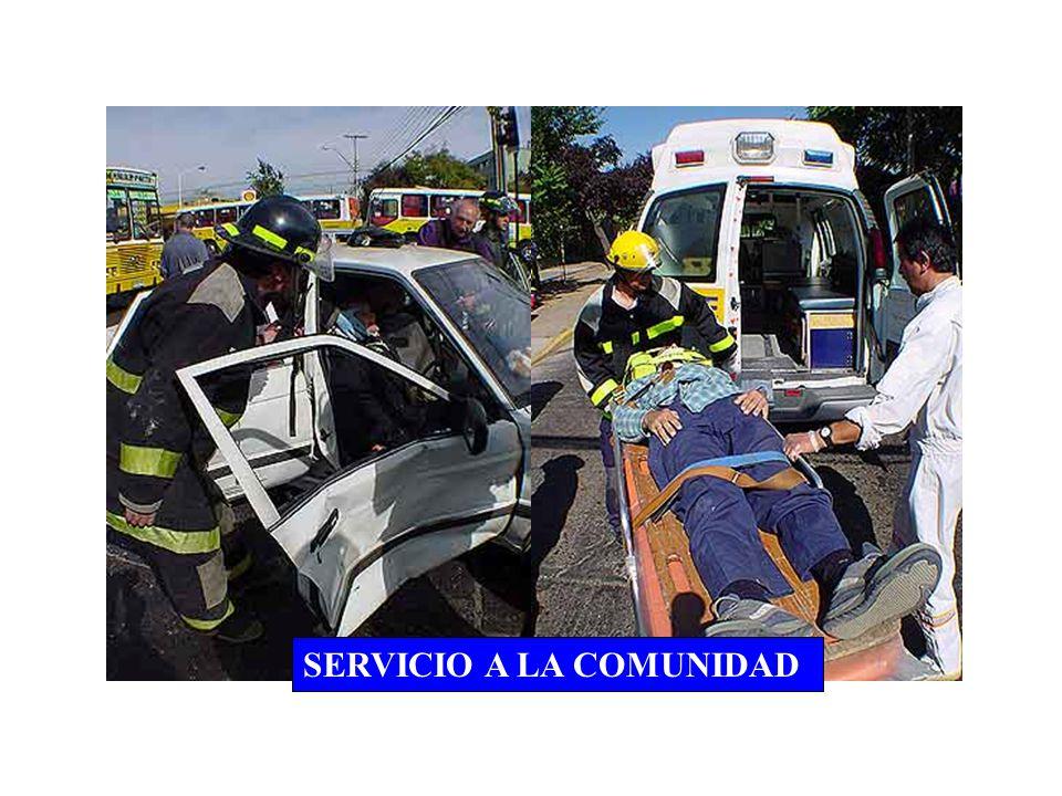 SERVICIO A LA COMUNIDAD.