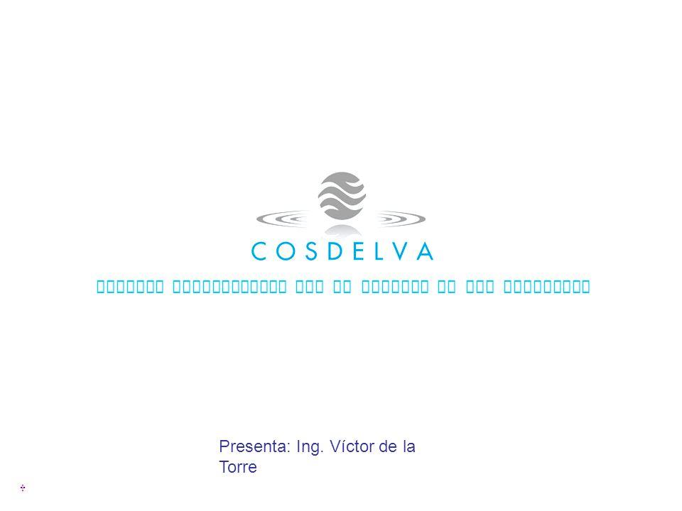 Empresa comprometida con la calidad de sus productos Presenta: Ing. Víctor de la Torre U