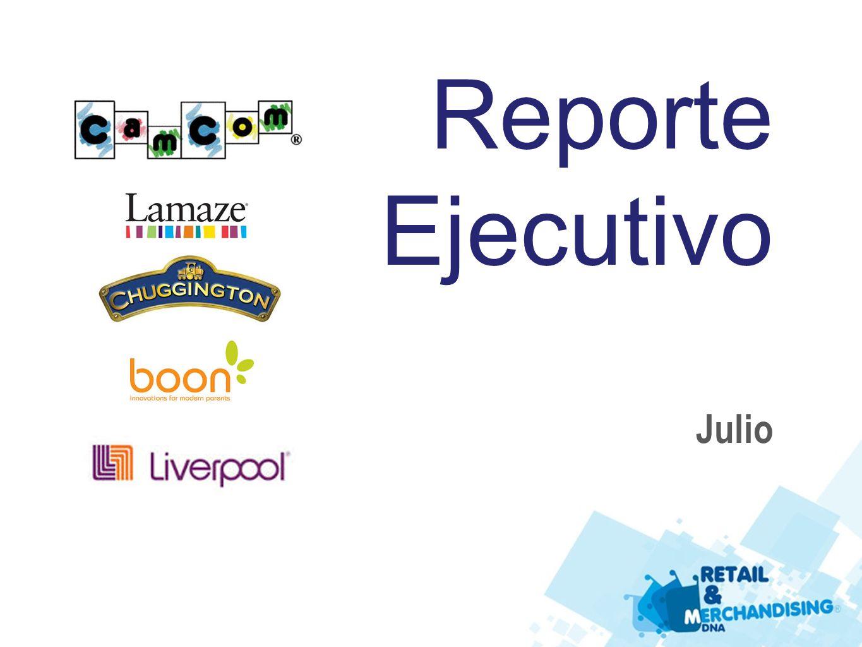 Reporte Ejecutivo Julio