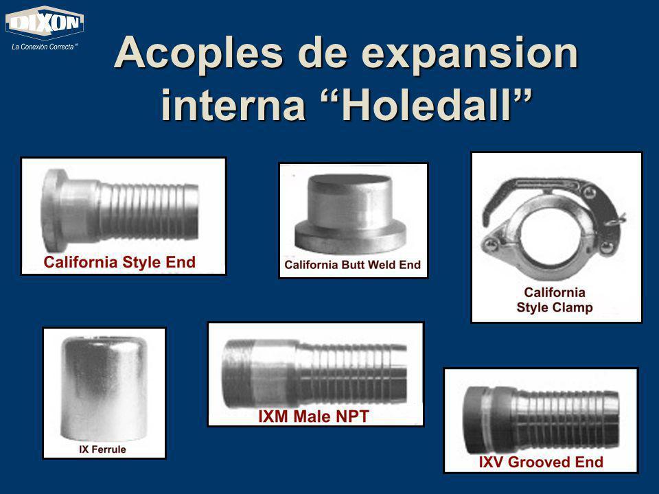 Máquinas Holedall