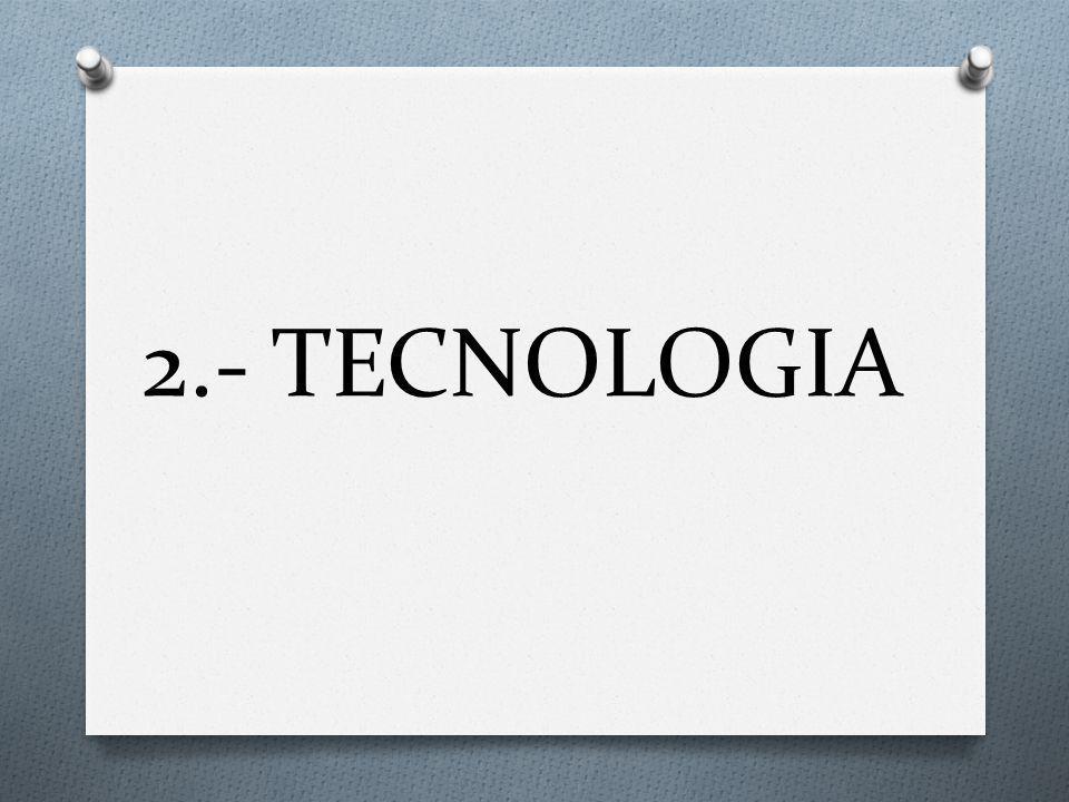2.- TECNOLOGIA