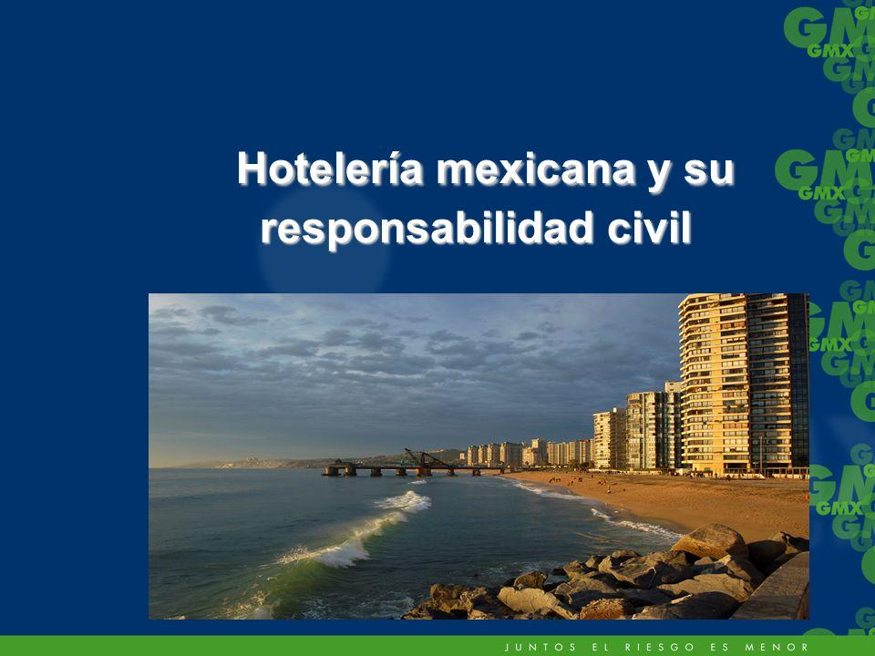Hotelería mexicana y su responsabilidad civil Hotelería mexicana y su responsabilidad civil