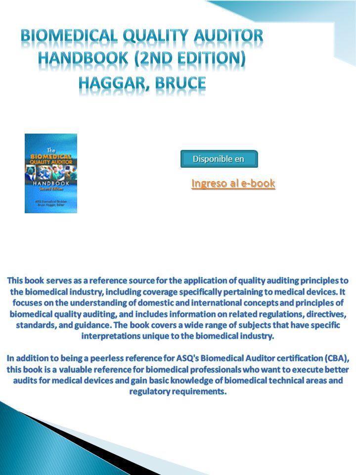 Ingreso al e-book Ingreso al e-book