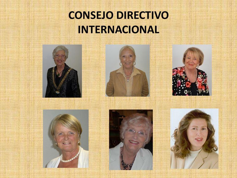 CONSEJO DIRECTIVO INTERNACIONAL