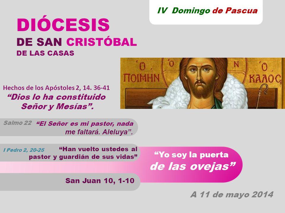 Hechos de los Apóstoles 2, 14.36-41 Dios lo ha constituido Señor y Mesías.
