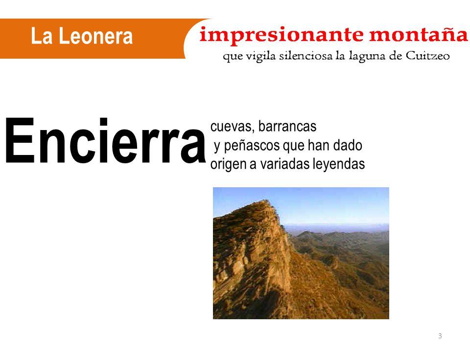 La Leonera cuevas, barrancas y peñascos que han dado origen a variadas leyendas Encierra 3