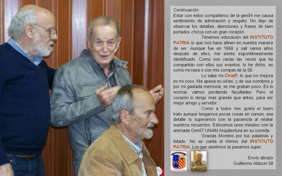 Editorial 21 Noviembre 2013 Estimados compas del INSTITUTO PATRIA cerrado en 1973 en funciones hasta 1976.