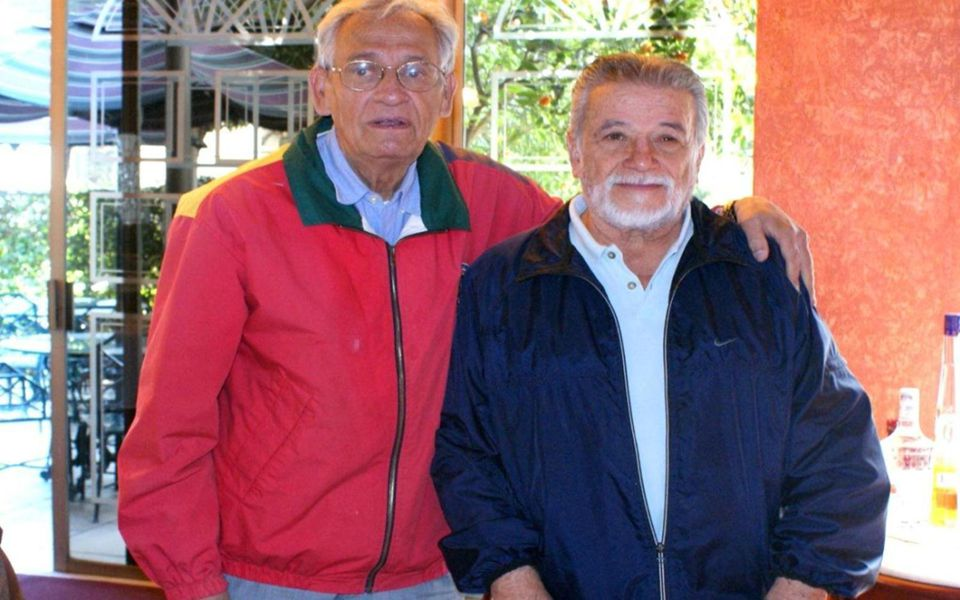 Antonio Pita y J.L. Rodríguez Ezeta