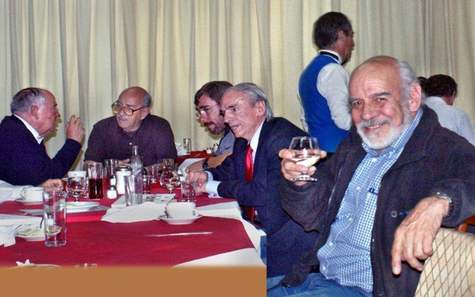 FOTOHISTORIA 18 de octubre de 2012 Inicio IDEA Guillermo Alducin Gen 58 http://www.guillermoalducin.com.mx/ Música: Moon Light Serenade Intérprete:Glen Miller y Orquesta COMIDA en el Covadonga Gen54
