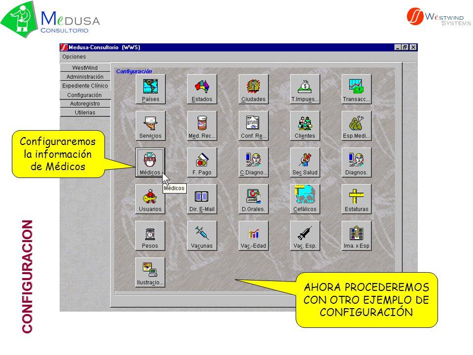 CONFIGURACION Antes de revisar la información, le mostramos que la documentación se encuentra en la Ayuda