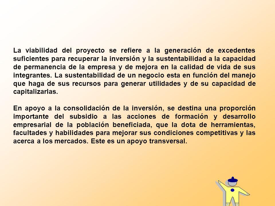 Población de referencia o potencial Personas físicas, o morales y grupos.