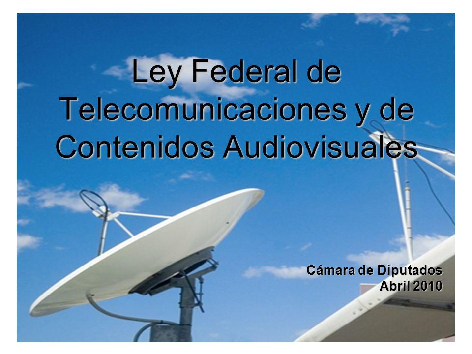 Antecedentes Abril 2006 Se publican las reformas a la Ley Federal de Radio y Televisión y a la Ley Federal de Telecomunicaciones (Ley Televisa) Mayo de 2006 Acción de inconstitucionalidad presentada por 47 senadores.