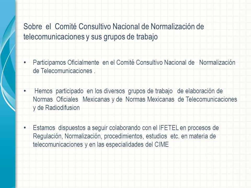Radiodifusión Es necesario unificar criterios para la presentación y registro de documentos de Televisión y Radio ante las autoridades.