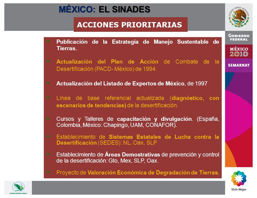 ACCIONES PRIORITARIAS 2010 Aprobar los grupos de trabajo de: 1) Asuntos Internacionales, 2) Comité y Corresponsales científicos y 3) Actualización del PACDS.
