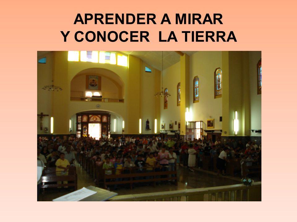 APRENDER A MIRAR Y CONOCER LA TIERRA