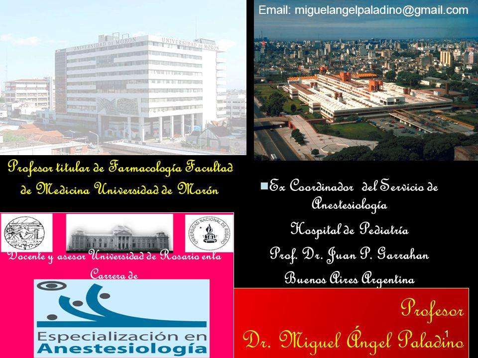 Anestesiologia Los músculos Fibras tipo I rojas.