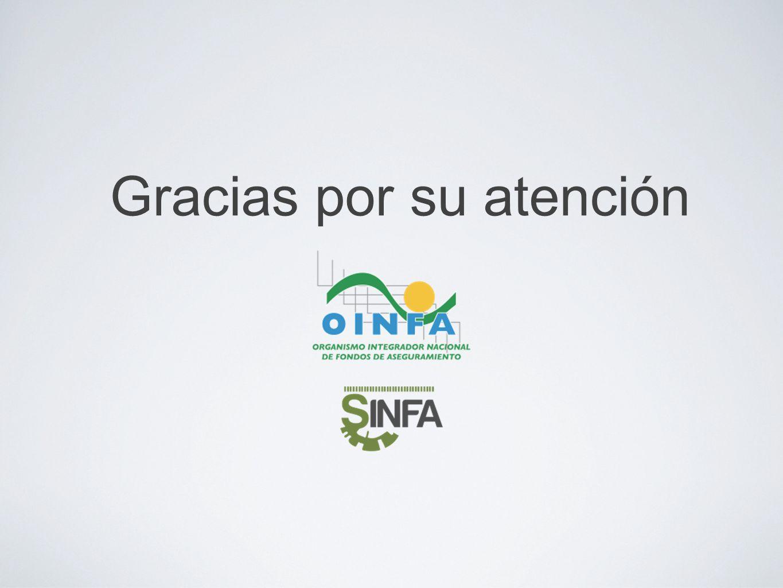 PREGUNTAS Y RESPUESTAS ACERCA DEL SINFA MESA DE AYUDA SINFA mesadeayuda @oinfa.com 01800-22-64632 01687-87-10603 www.oinfa.org.mx