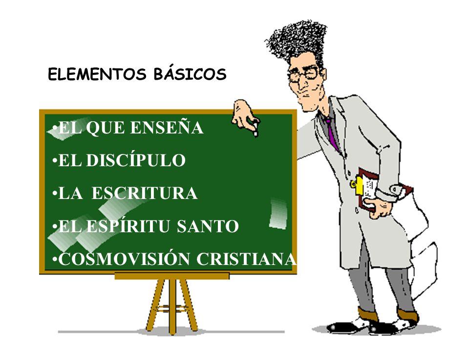 Las 7 Leyes de la Enseñanza ¿Qué es Enseñar.