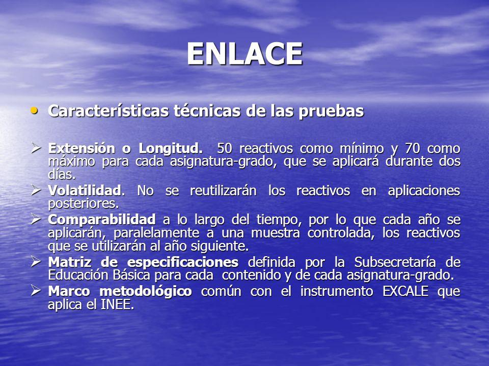 ENLACE/Beneficios A docentes y directivos escolares: A docentes y directivos escolares: Apoya la detección de áreas de oportunidad de las prácticas pedagógicas del docente.