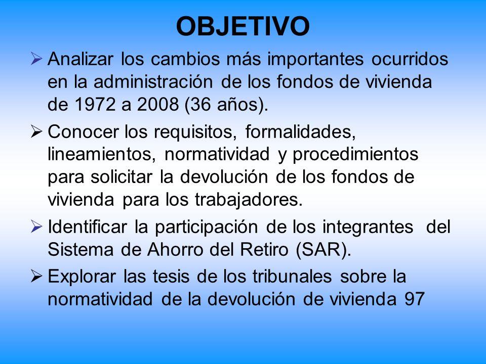 DESTINO DE LOS RECURSOS DEL SAR 92 NO INDIVIDUALIZADOS Liquidación de BANRURAL y aportación inicial del patrimonio de la Financiera Rural.