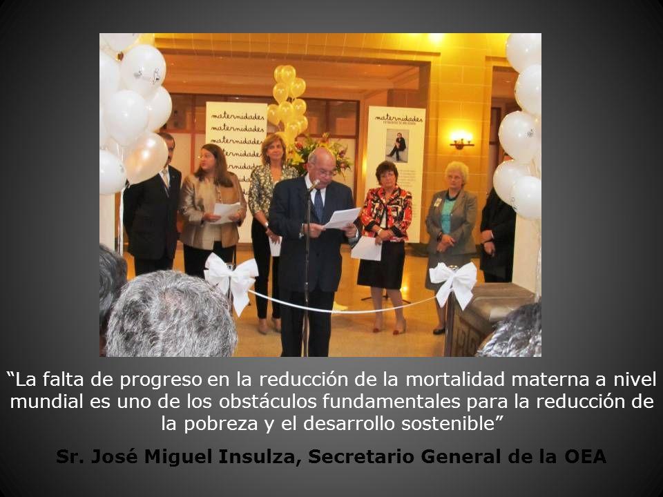 El equipo de OPS recibió a las socios de la Iniciativa, como Enrique Paz del UNICEF