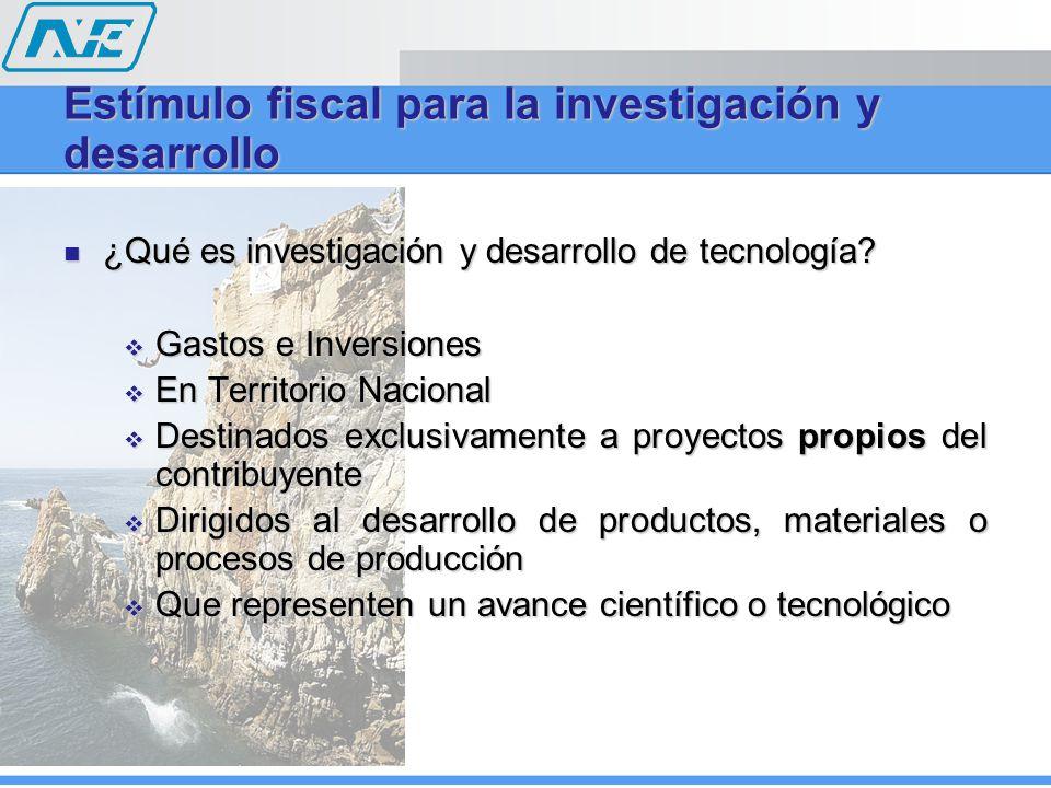 ¿Qué es investigación y desarrollo de tecnología? ¿Qué es investigación y desarrollo de tecnología? Gastos e Inversiones Gastos e Inversiones En Terri