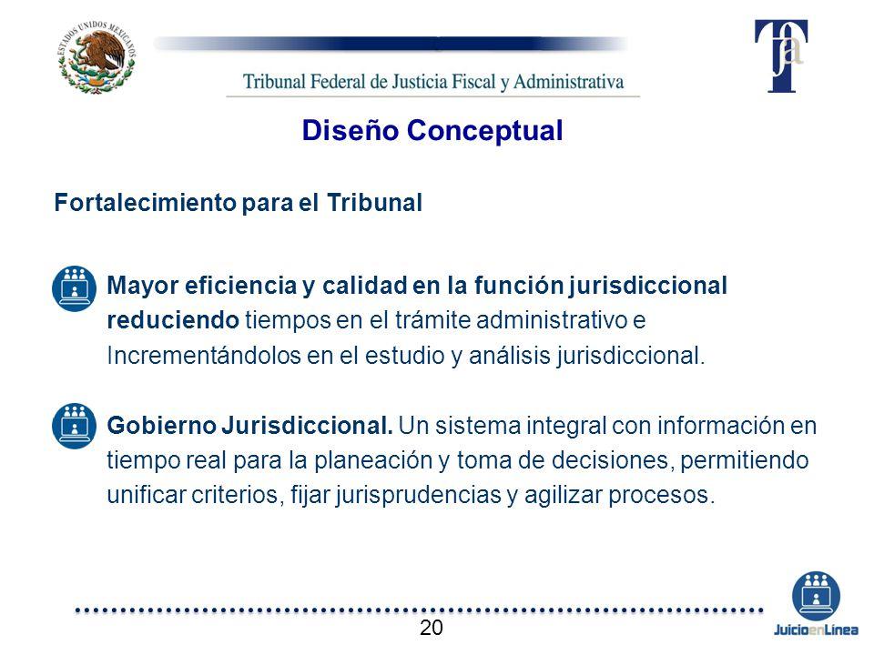 Mayor eficiencia y calidad en la función jurisdiccional reduciendo tiempos en el trámite administrativo e Incrementándolos en el estudio y análisis ju
