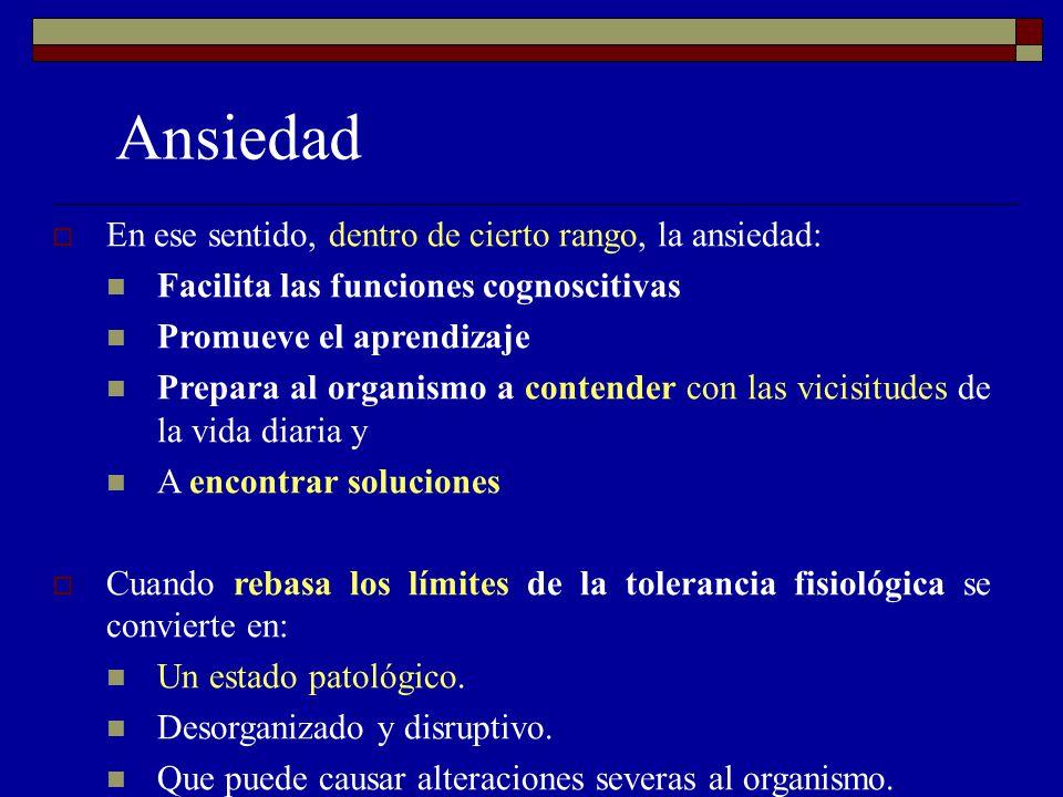 Trastornos de ansiedad Stahl SM.J Clin Psychiatry.