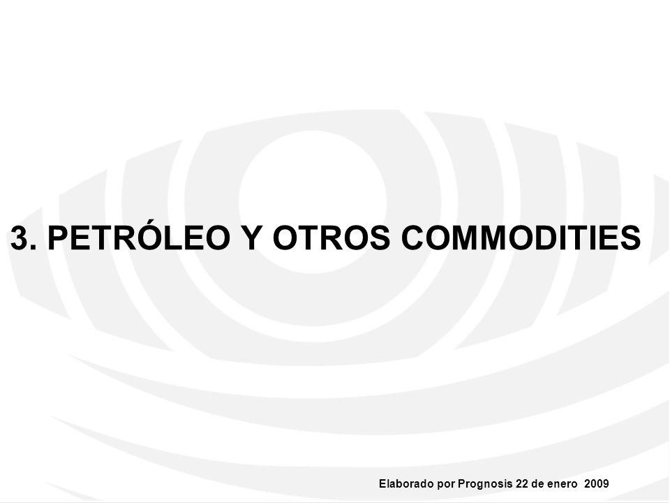 Elaborado por Prognosis 22 de enero 2009 Posible rebote hacia la segunda mitad del 2009. (OI vs DC)