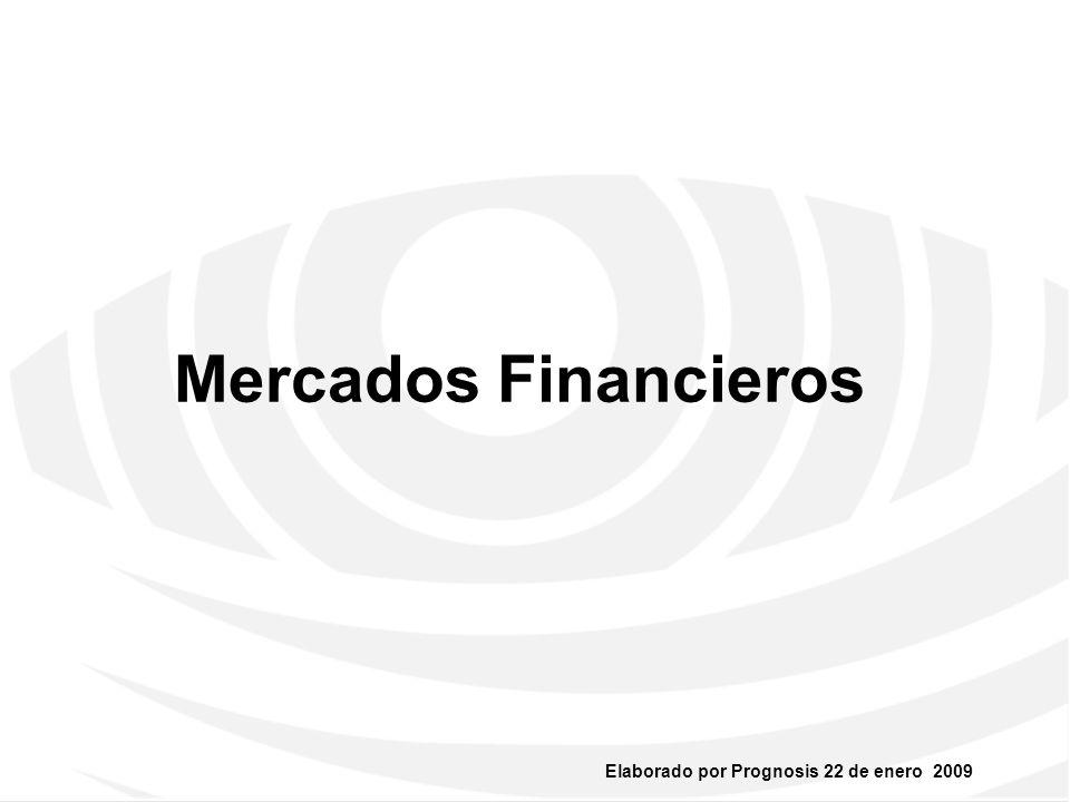 Elaborado por Prognosis 22 de enero 2009 Preferencia por la liquidez exagerada por el pesimismo